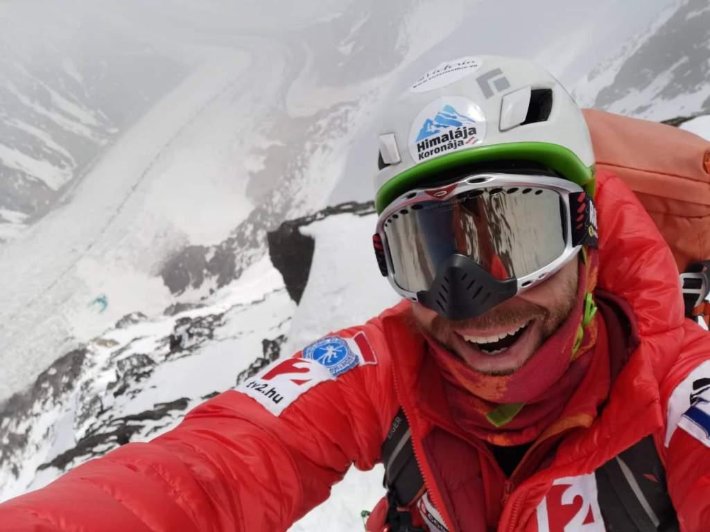 A K2 első magyar megmászása