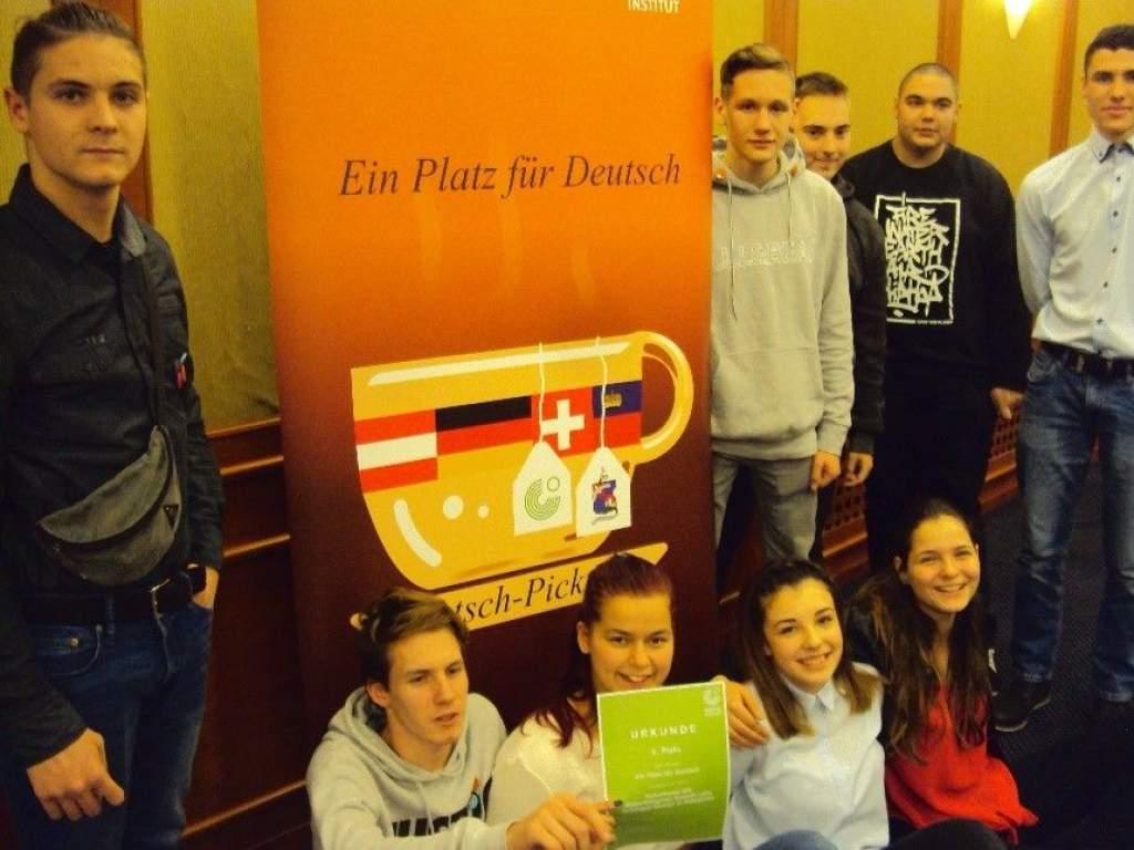 Kossuthosok sikere a Goethe Intézet pályázatán