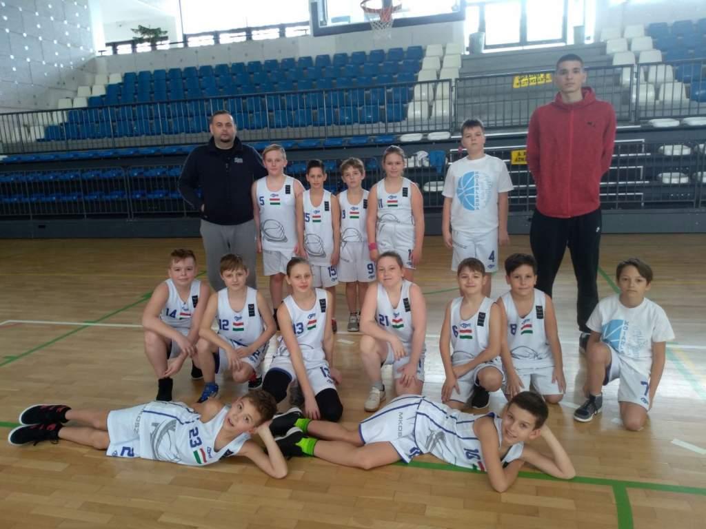 Félegyházi mérkőzésekkel folytatódott az U11-es kosárlabda bajnokság