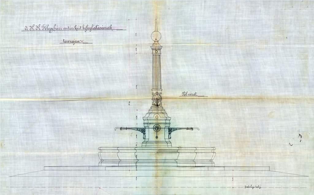 Titkok a levéltárból – Czigler Győző építész kútja Kiskunfélegyházán