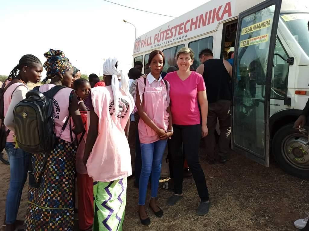 Félegyháziak a Budapest-Bamako ralin
