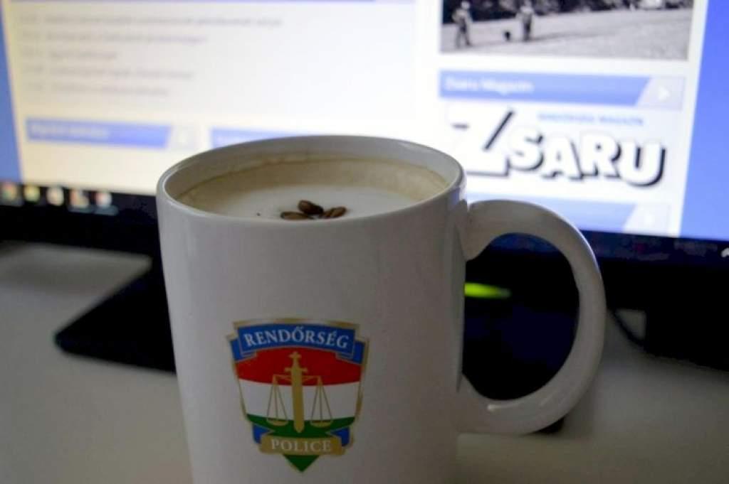 Drogprevenció, kávéházi hangulatban