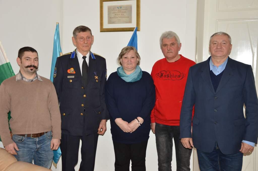 Tisztújító közgyűlést tartottak a polgárőrök