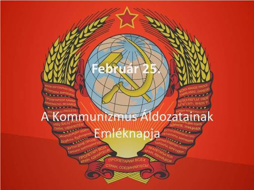 A kommunizmus áldozatairól emlékeztek meg Kiskunfélegyházán