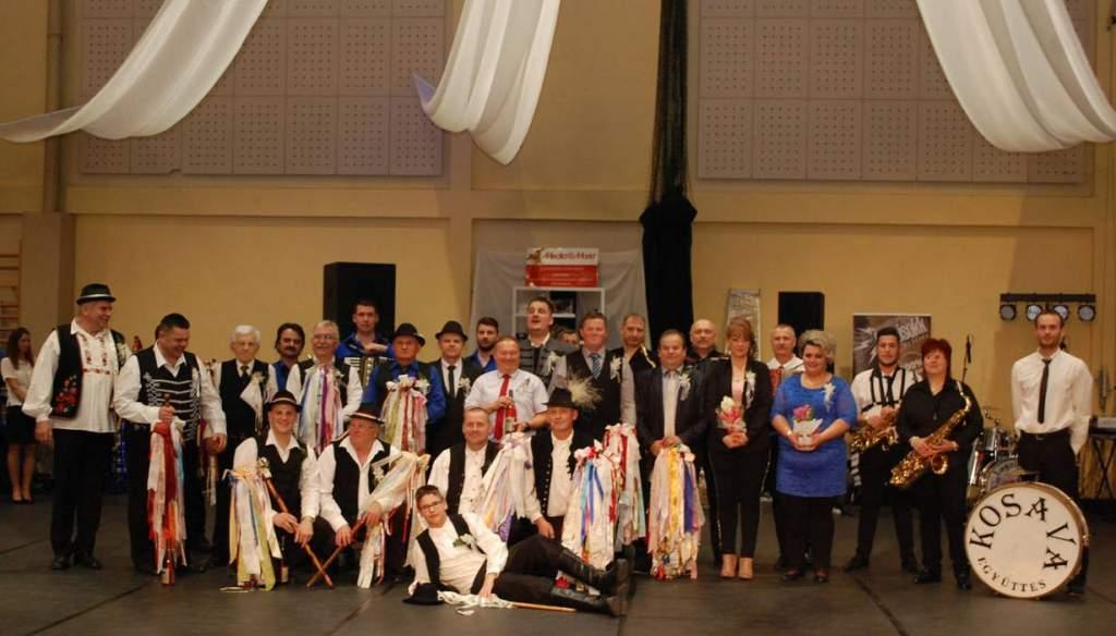 Hétszázan mulattak a félegyházi vőfély- és zenésztalálkozón