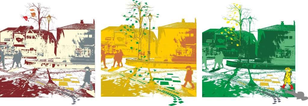 Zöld hírek – Folyamatos a parkok, kertek művelése a városban
