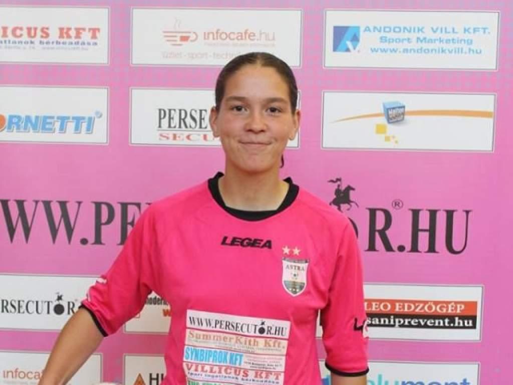 Az Astrás Szabó Boglárkát választották az év női futsalosának