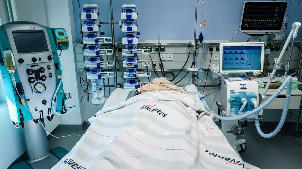Védőnőket tanítanak meg a lélegeztetőgép kezelésére