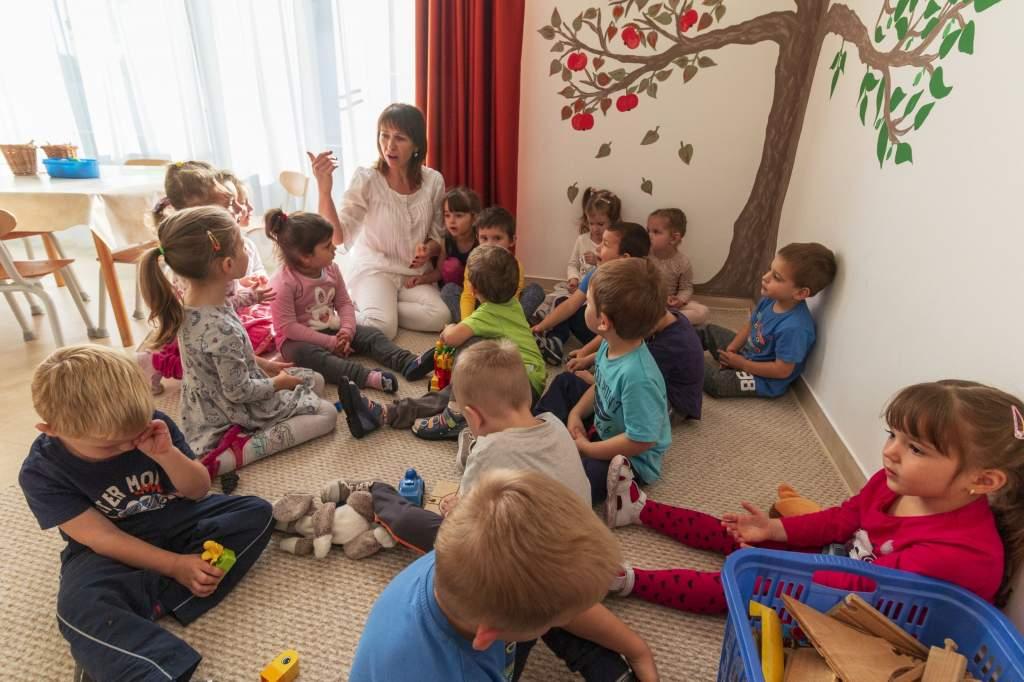 Kiscsoportos felügyelet a félegyházi bölcsődékben és óvodákban