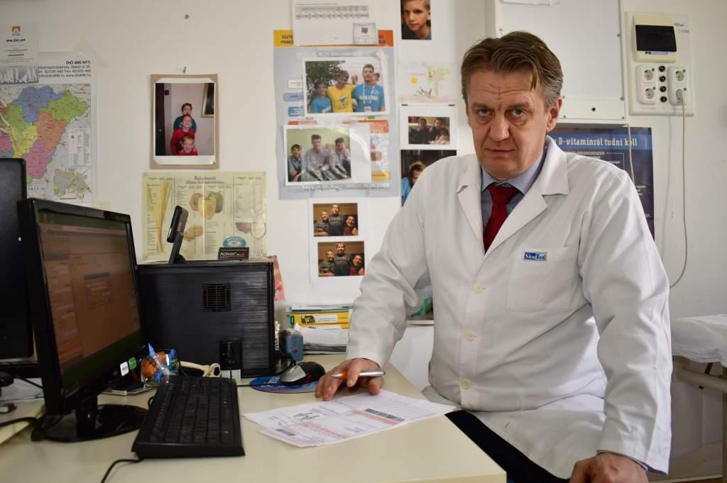 Elkülönített 133 ágyat az új koronavírusos betegek számára a félegyházi kórház