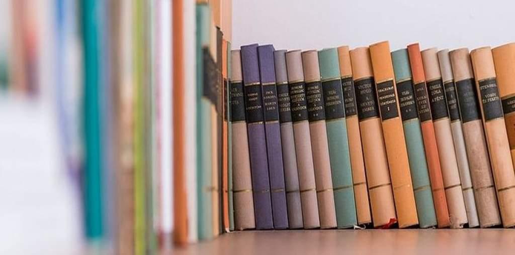 Könyvtársarok – Újdonságok