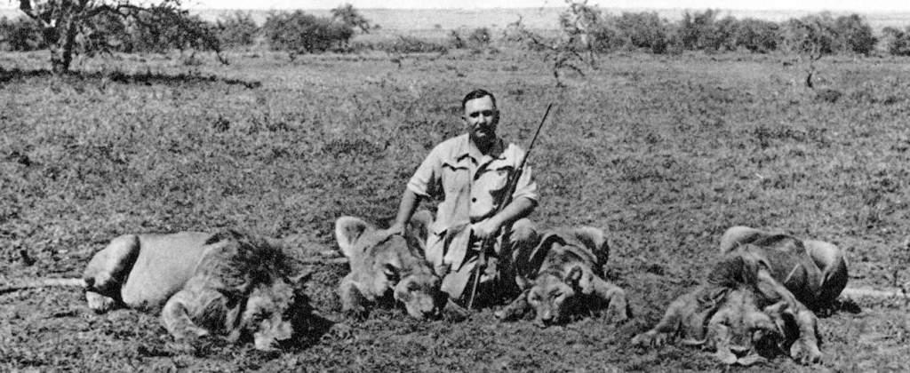 Kalandokkal teli élet: orvos, író, vadász