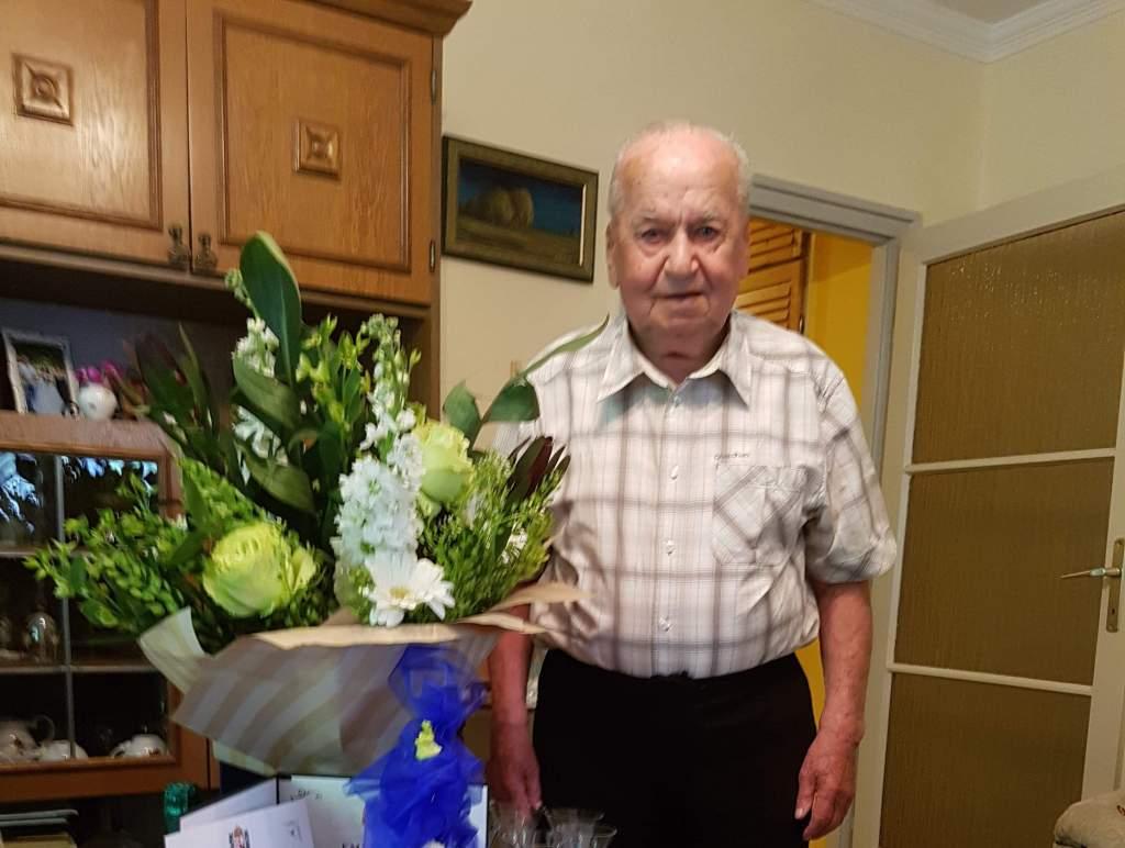 Jubileumi évforduló: Ficsór Sándor 90 éves