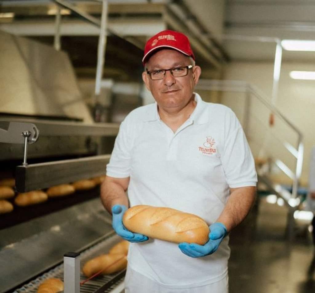 Hogy nézne ki az, hogy én lapos kenyeret sütöttem!?