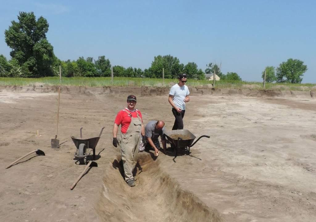 Befejeződött a gátéri ásatás