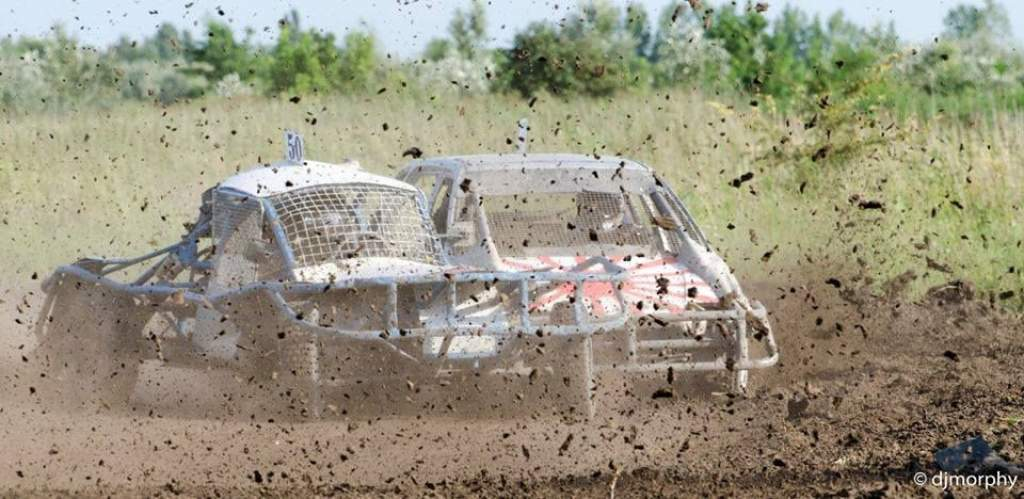 Autocross és roncsautó verseny lesz Csólyospáloson
