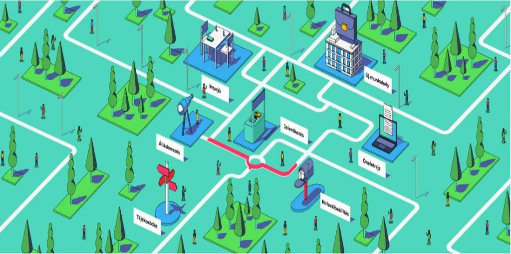 Álláskeresési térkép segíti a koronavírus miatt állás nélkül maradtakat