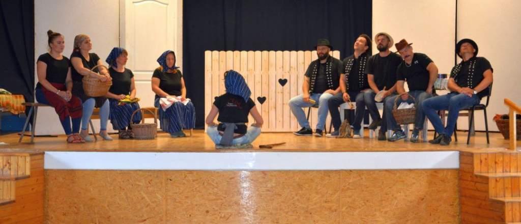Műhelyfoglalkozás színjátszó csoportvezetőknek