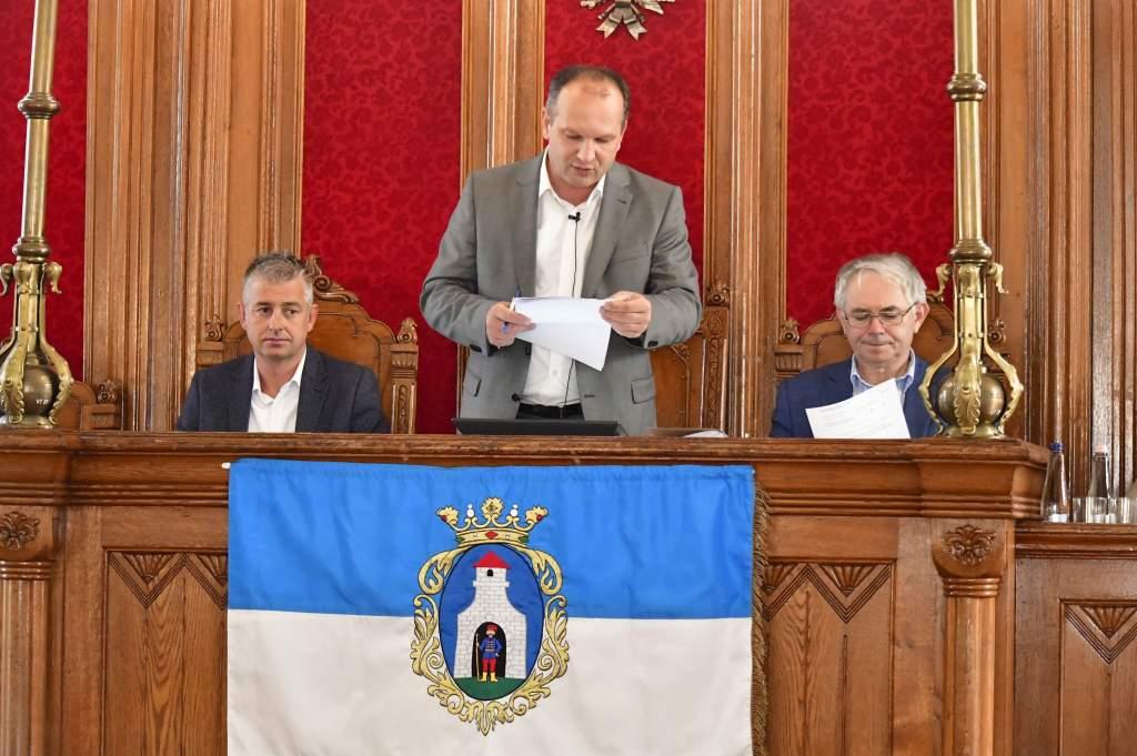 Az idei városi kitüntetettekről is döntött a képviselő-testület