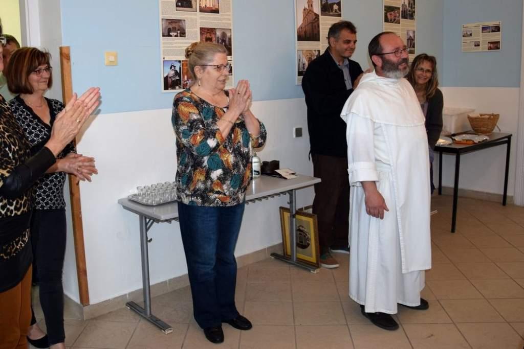 Pál Csaba atya 8 év után búcsúzik Pálosszentkúttól