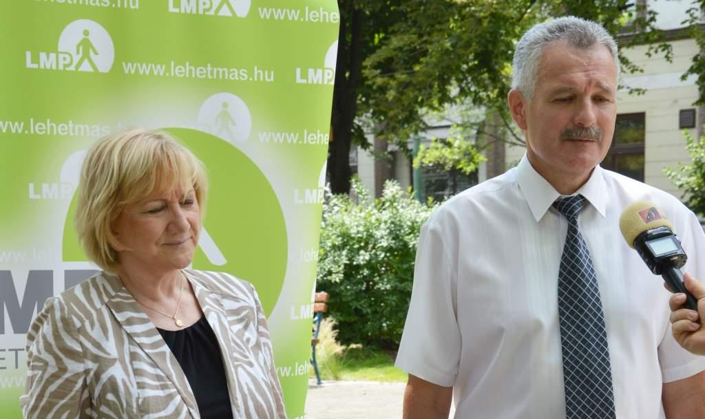Zöld fordulatot szorgalmaz az LMP