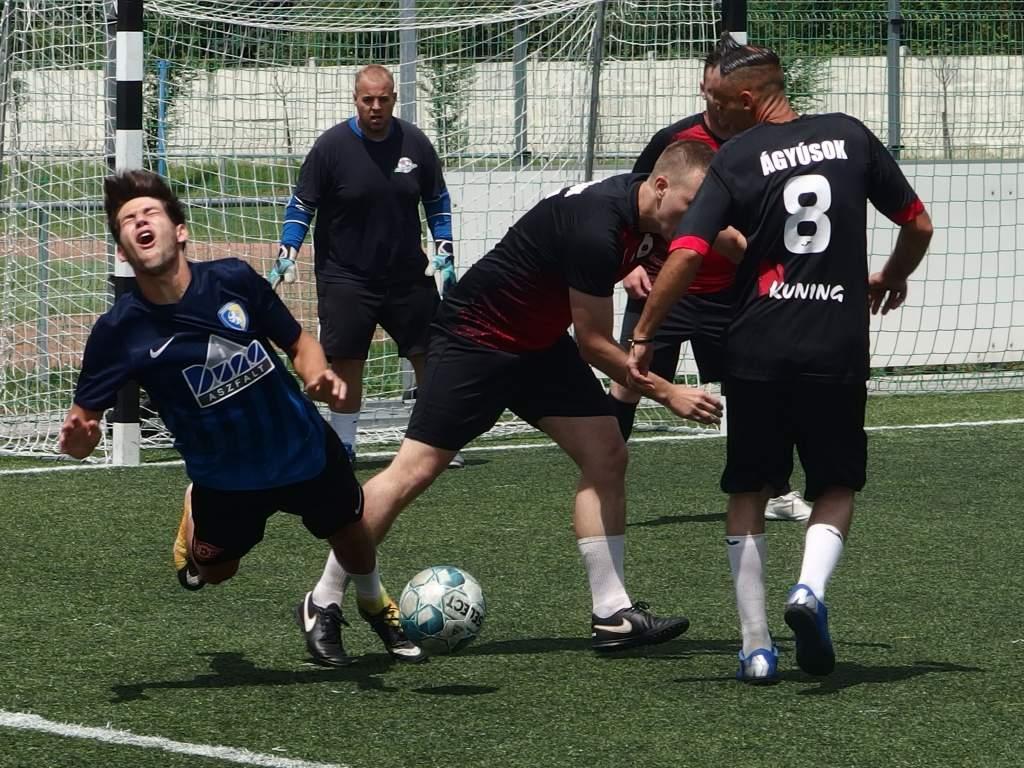 """A """"Focisuli"""" csapata nyerte a 14. Titánok Kupát"""
