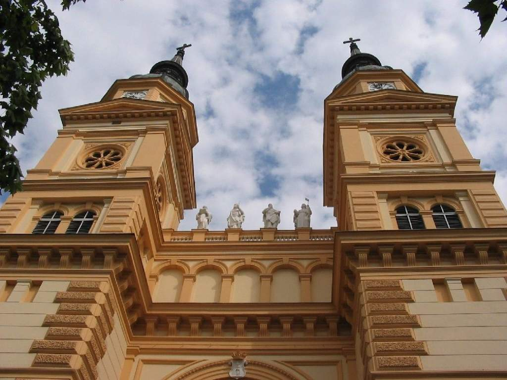 A Szent István Templom hírei