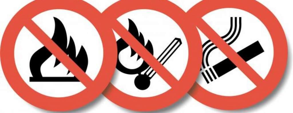 Tűzgyújtási tilalom van érvényben