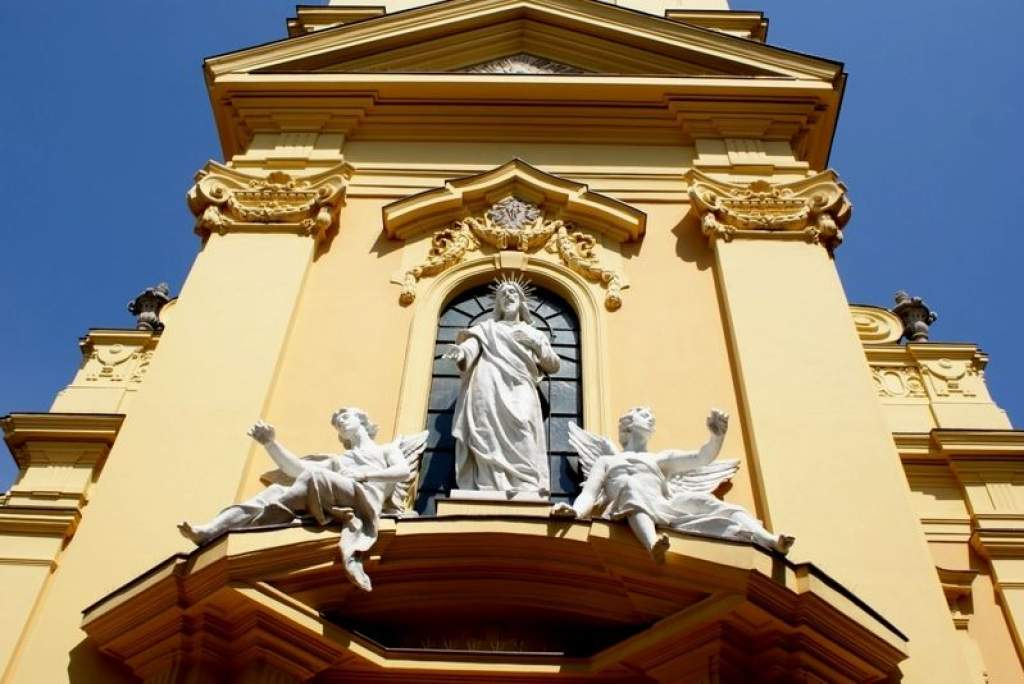 A Sarlós Boldogasszony Templom hírei