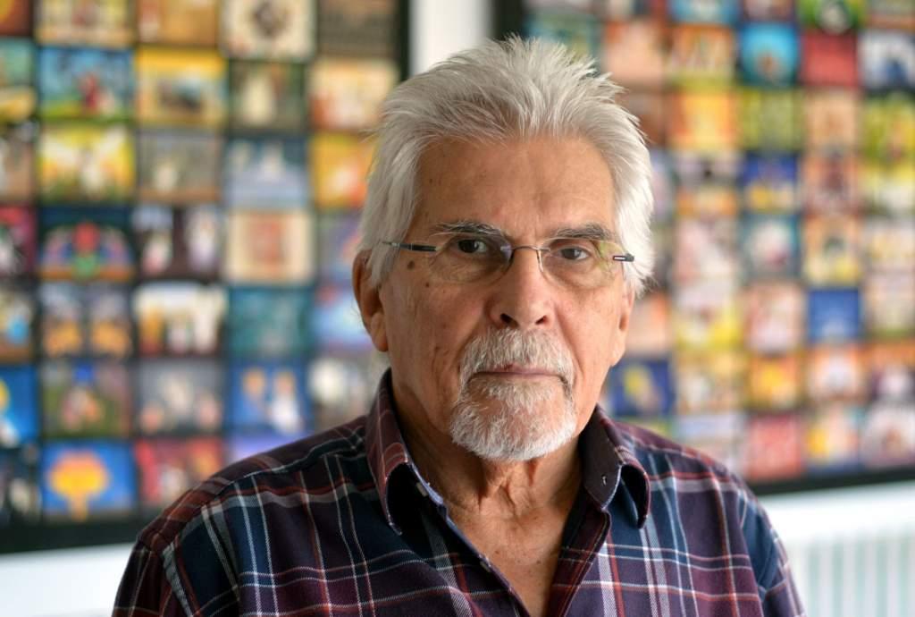 A nehézségek tesznek kreatívvá – 80 éves Mikulás Ferenc