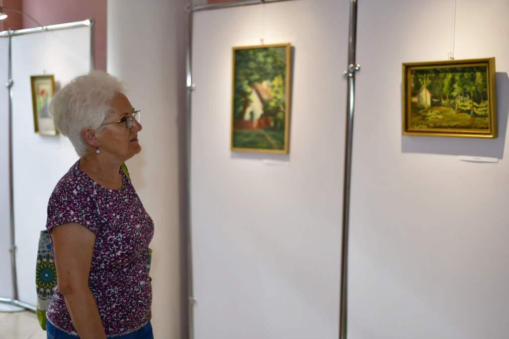 A vérbeli pedagógusnak, a nagy betűs TANÍTÓ-nak nyílt kiállítása