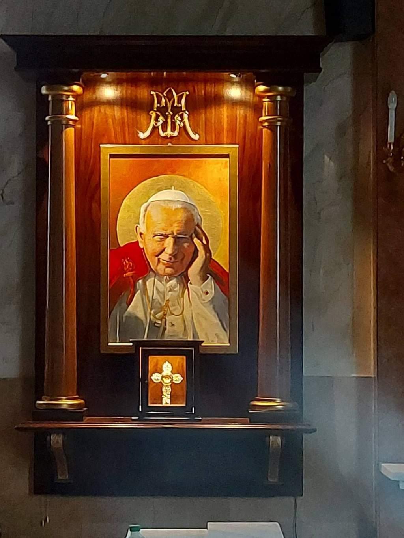 Pápai oltár Pálosszentkúton