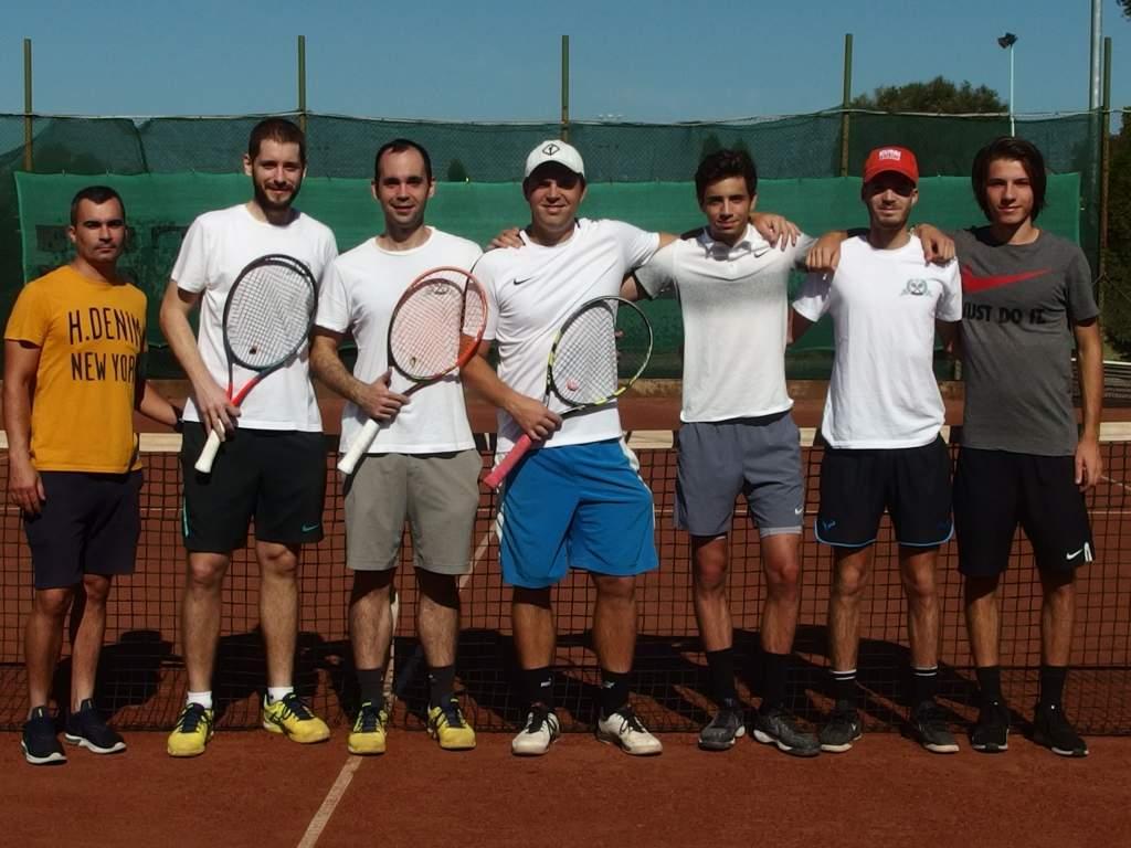 Elkezdődött a tenisz csapatbajnokság