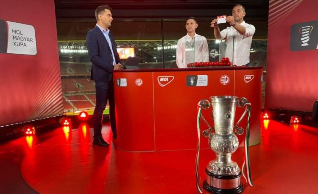Kisorsolták a Magyar Kupa 6. fordulójának résztvevőit