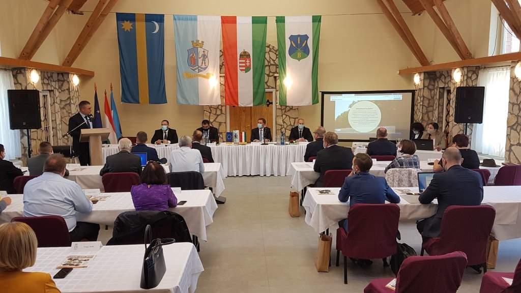 Ballószögön ülésezett a megyei közgyűlés