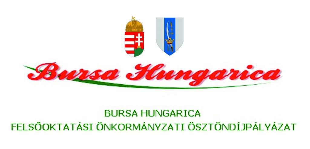 Bursa Hungarica pályázati felhívás