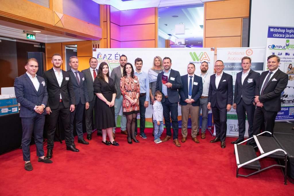 Kihirdették az Év Webshopja 2020 verseny győzteseit