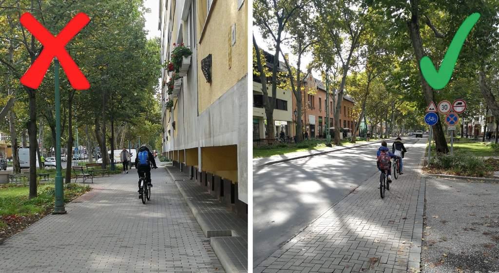 A Kiskunfélegyházi Rendőrkapitányság felhívása – Kerékpározz biztonságosan!