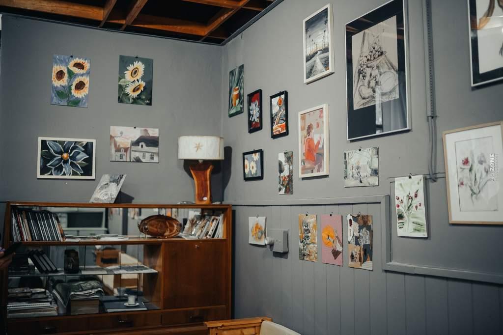 A Nyitott műhely folytatására készülnek képzőművészeink