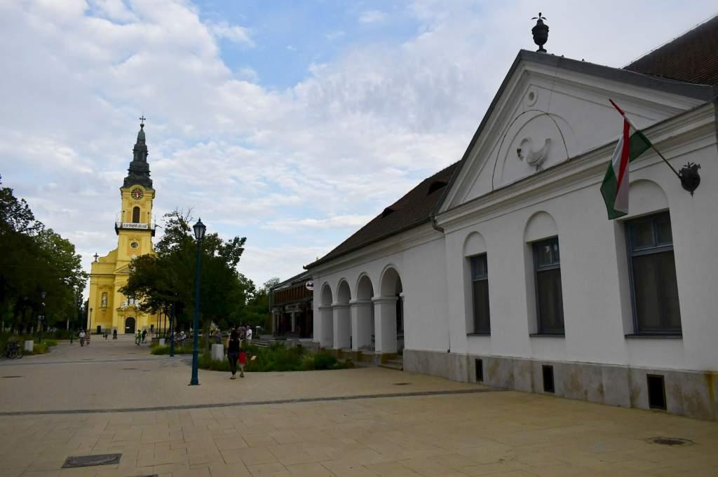 200 éve épült a Hattyúház