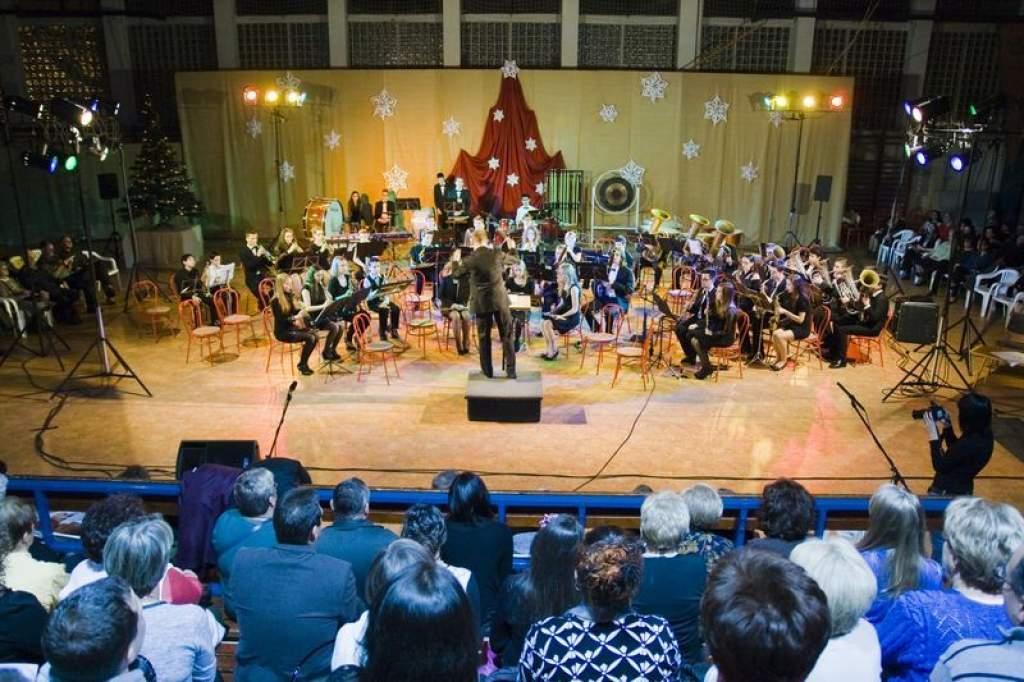 Karácsonyi fúvóskoncert