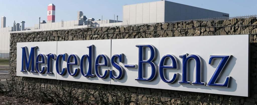 Télen egy hónapra leáll a Mercedesek gyártása Kecskeméten