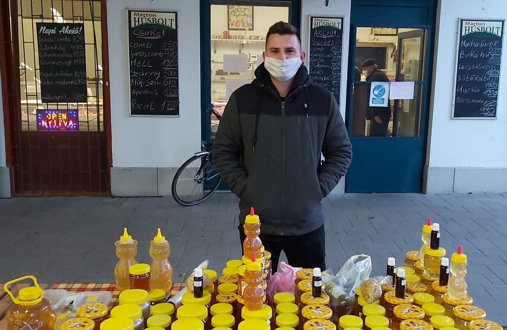 Mézzel a baktériumok, vírusok ellen