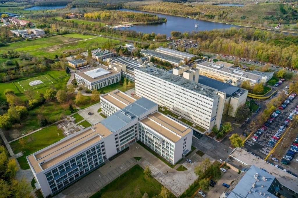 Járványügyi intézkedések a megyei kórházban