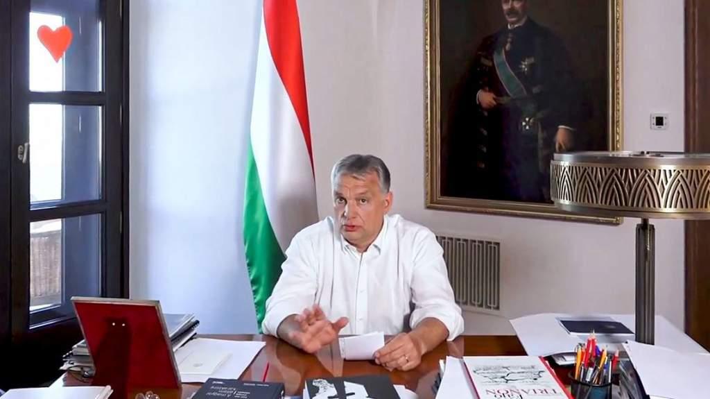 További járványügyi szigorításokat jelentett be Orbán Viktor