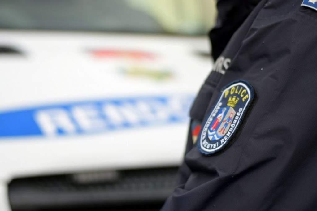 Rendőri felvezetéssel vitték kórházba