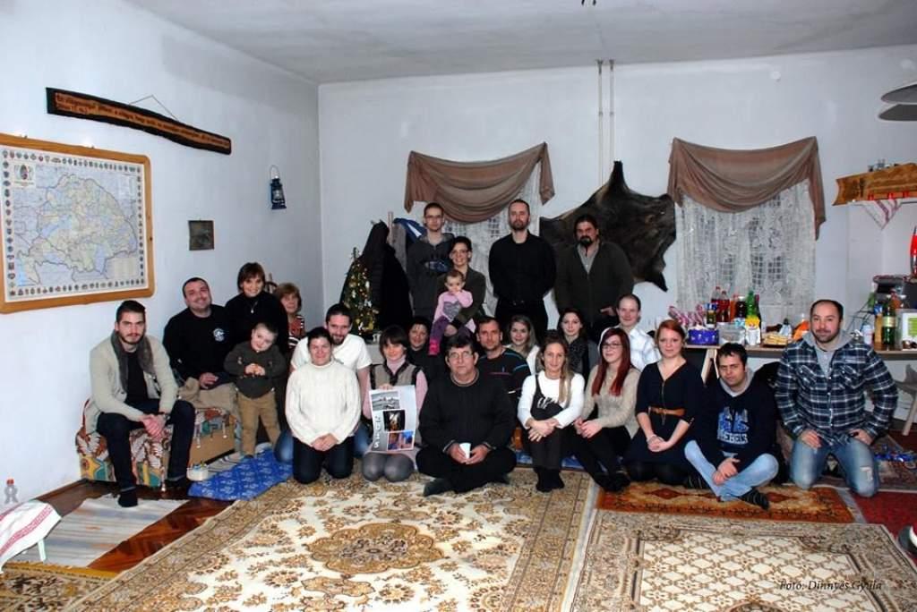 Karácsonyt ünnepeltek a Koppányok