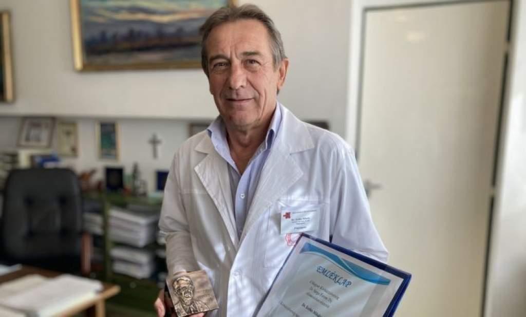 Továbbra is dr. Svébis Mihály a megyei kórházigazgató