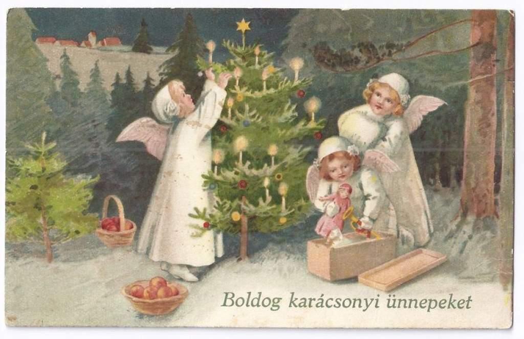 Karácsonyi csengő