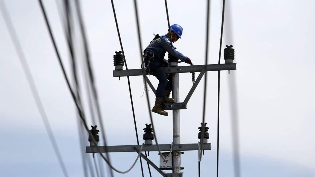 Januári áramszünetek